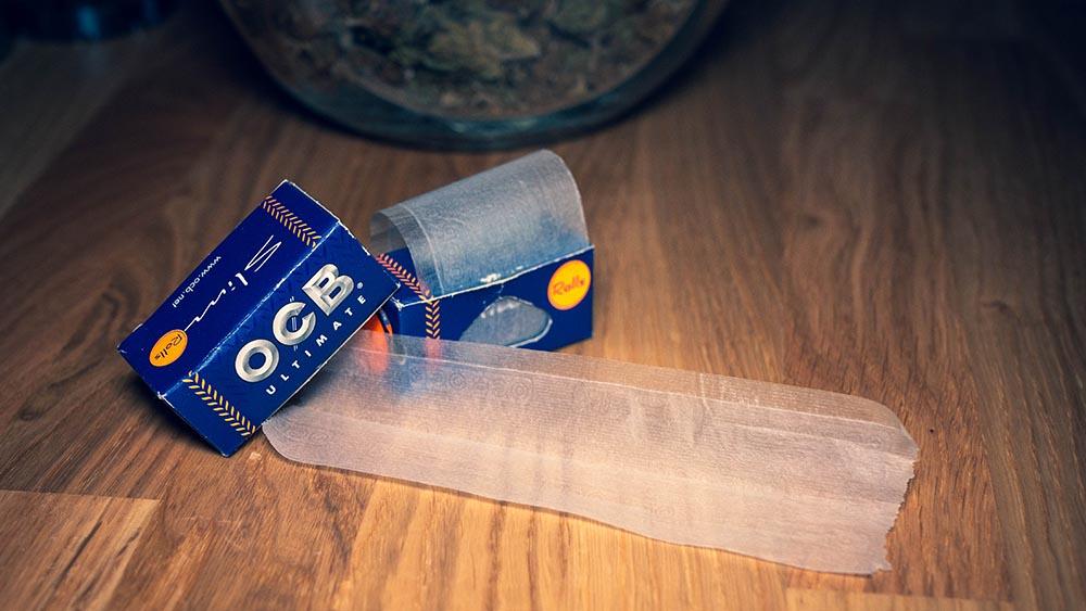 Endless Drehpapier von OCB