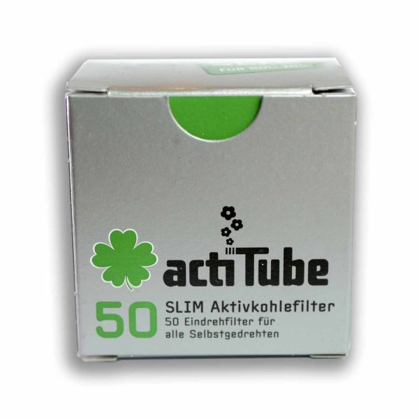 actiTube 50er Packung