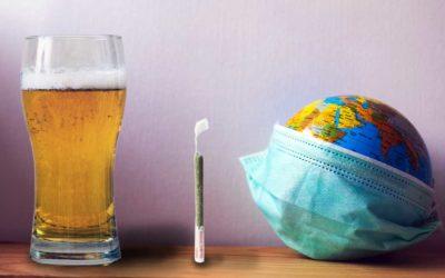 (Drogen)-Konsum während Corona