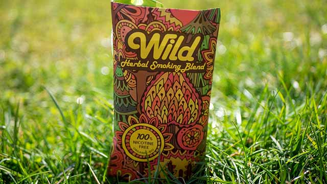 WIld herbal blend