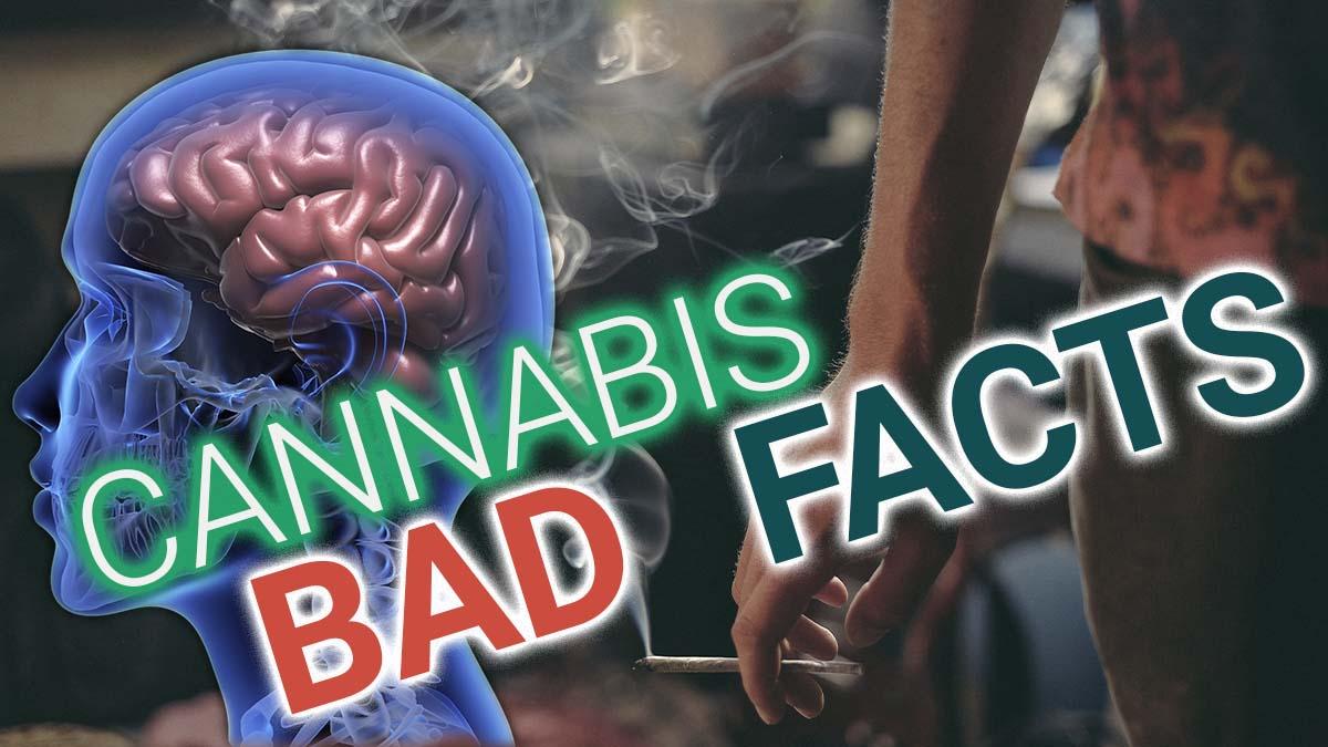 Titelbild Cannabis Bad Facts